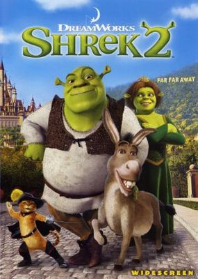 Shrek 2 movie poster (2004) poster MOV_b9e6bedb
