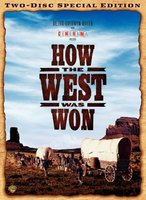 How the West Was Won movie poster (1962) picture MOV_37897d00