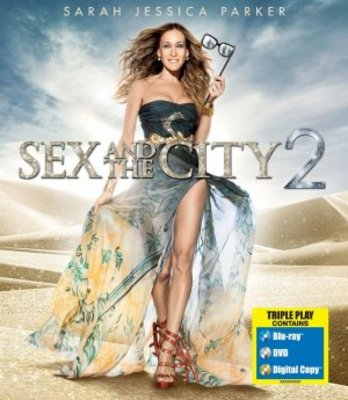 Sex and the City 2 movie poster (2010) poster MOV_b9f08925