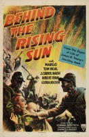 Behind the Rising Sun movie poster (1943) picture MOV_b9f11a5b