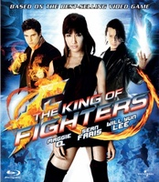 King of Fighters movie poster (2010) picture MOV_b9fca04b