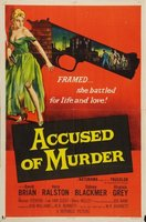 Accused of Murder movie poster (1956) picture MOV_b9fe556f