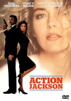 Action Jackson movie poster (1988) picture MOV_b9fed5f0
