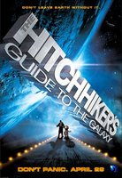 The Hitchhiker's Guide to the Galaxy movie poster (2005) picture MOV_ba151922