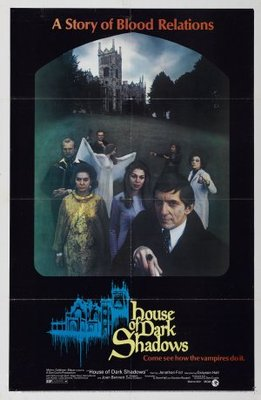 House of Dark Shadows movie poster (1970) poster MOV_ba180900