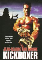 Kickboxer movie poster (1989) picture MOV_41653454
