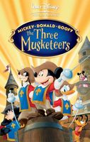 Mickey, Donald, Goofy: The Three Musketeers movie poster (2004) picture MOV_ba268603