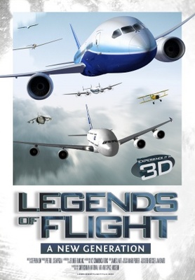 Legends of Flight movie poster (2010) poster MOV_ba2ee644