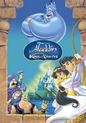 Aladdin And The King Of Thieves movie poster (1996) poster MOV_ba2fce9e