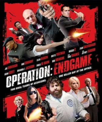 Operation Endgame movie poster (2010) poster MOV_ba302199