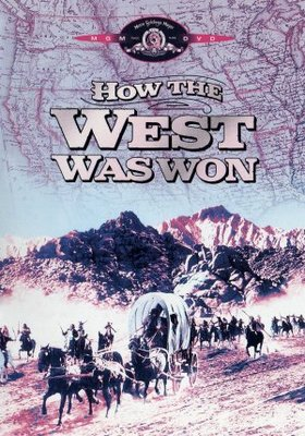 How the West Was Won movie poster (1962) poster MOV_ba347852