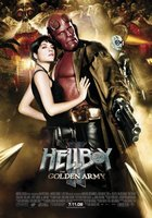 Hellboy II: The Golden Army movie poster (2008) picture MOV_ba3a8668
