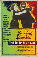 The Deep Blue Sea movie poster (1955) picture MOV_ba3c96d2