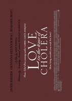 Love in the Time of Cholera movie poster (2007) picture MOV_ba3fe233
