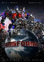Transformers movie poster (2007) picture MOV_ba4f6397
