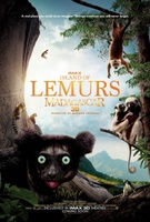 Island of Lemurs: Madagascar movie poster (2014) picture MOV_ba509f73