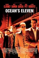 Ocean's Eleven movie poster (2001) picture MOV_ba50a4d1