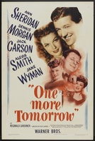 One More Tomorrow movie poster (1946) picture MOV_ba551afd