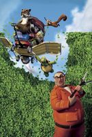 Over The Hedge movie poster (2006) picture MOV_79abc0c0