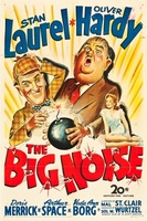 The Big Noise movie poster (1944) picture MOV_ba5e82a0