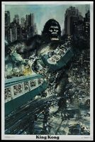King Kong movie poster (1976) picture MOV_ba5ef5ed