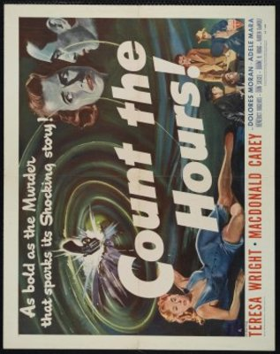 Count the Hours movie poster (1953) poster MOV_ba623796