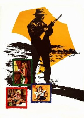 The Ballad of Cable Hogue movie poster (1970) poster MOV_ba62aee3