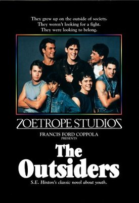 The Outsiders movie poster (1983) poster MOV_ba68f07e