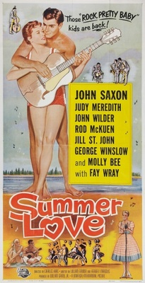 Summer Love movie poster (1958) poster MOV_ba69e8b3