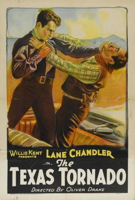 Texas Tornado movie poster (1932) poster MOV_ba76ef18