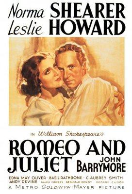 Romeo and Juliet movie poster (1936) poster MOV_ba7bc31d
