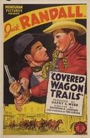 Covered Wagon Trails movie poster (1940) picture MOV_ba7dae01