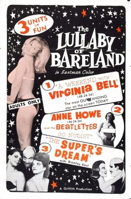 Lullaby of Bareland movie poster (1964) poster MOV_ba80449a