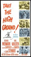 Take the High Ground! movie poster (1953) picture MOV_ba83d9d6
