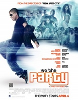 We the Party movie poster (2012) picture MOV_ba85a174