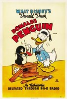 Donald's Penguin movie poster (1939) picture MOV_ba8b127e