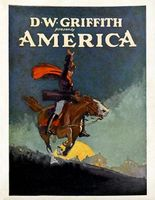 America movie poster (1924) picture MOV_ba94db30