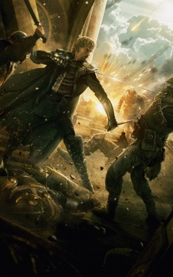 Thor: The Dark World movie poster (2013) poster MOV_ba9632b1