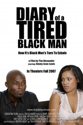 Diary of a Tired Black Man movie poster (2009) poster MOV_ba986165
