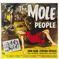 The Mole People movie poster (1956) picture MOV_ba9993aa