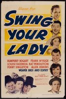Swing Your Lady movie poster (1938) picture MOV_ba9d1021