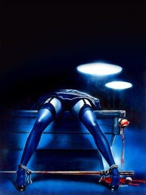 Blue Velvet movie poster (1986) poster MOV_baa2bc8d
