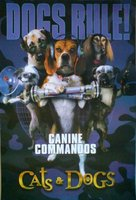 Cats & Dogs movie poster (2001) picture MOV_baa728bd