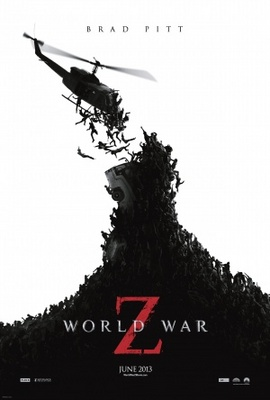 World War Z movie poster (2013) poster MOV_baab9e72