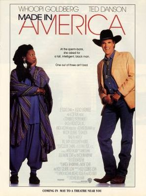 Made In America movie poster (1993) poster MOV_baabc579