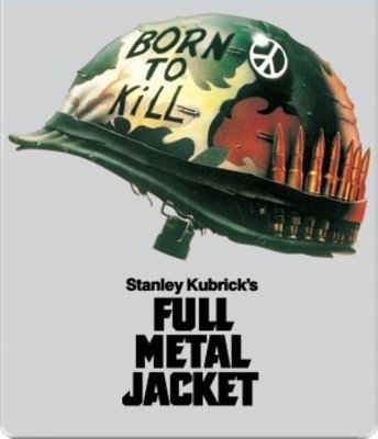 Full Metal Jacket movie poster (1987) poster MOV_baac30cc
