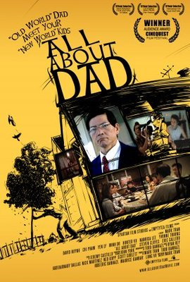 All About Dad movie poster (2009) poster MOV_bab3e47a