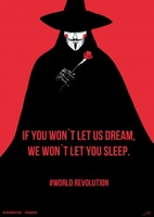 V For Vendetta movie poster (2005) picture MOV_bab40b66