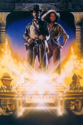 Raiders of the Lost Ark movie poster (1981) poster MOV_bab4a482