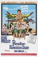 Paradise, Hawaiian Style movie poster (1966) picture MOV_baba5e2a